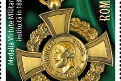 Medalia Virtute Militara