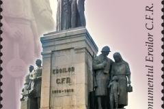 Monumentul Eroilor CFR