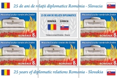 Monumentul eroilor români din Cimitirul Militar Român de la Zvolen (Slovacia)