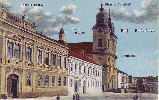 Conducători ai Bisericii Greco-Catolice