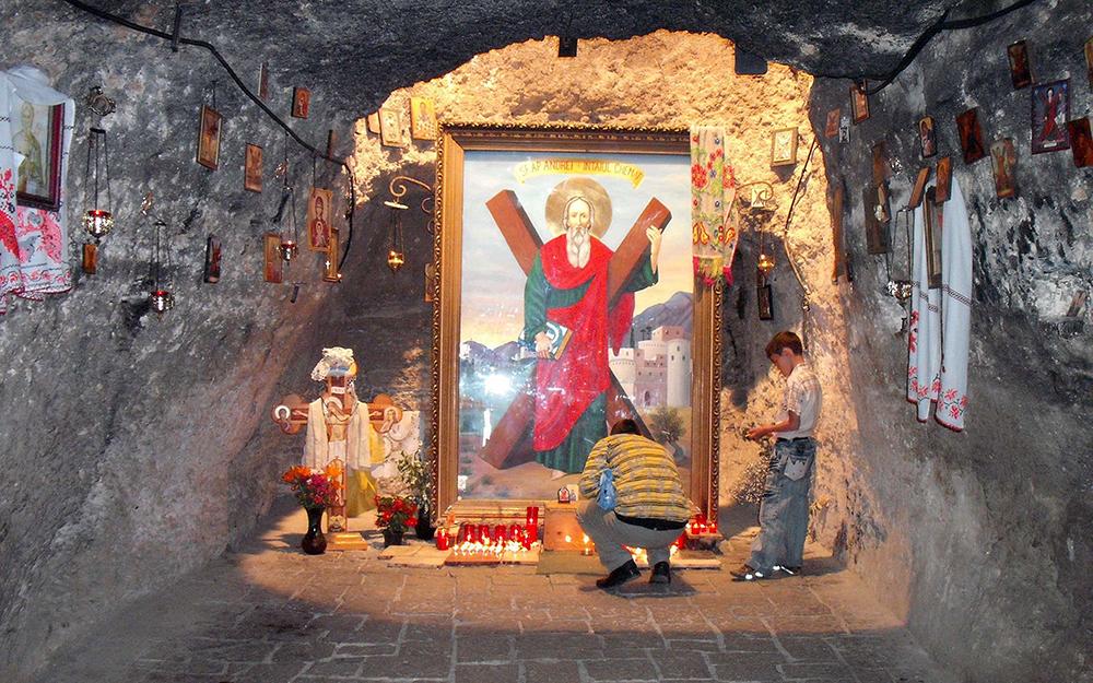 A fost apostolul Andrei fondatorul creştinismului la români?