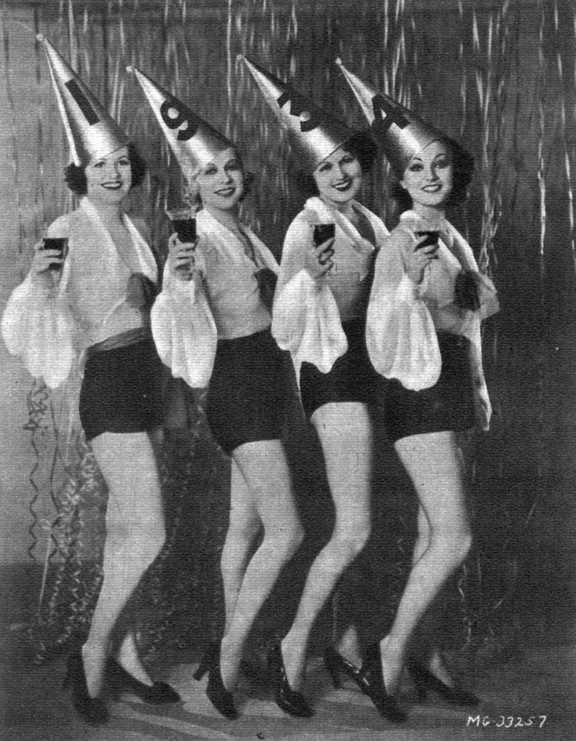 Revelion 1934