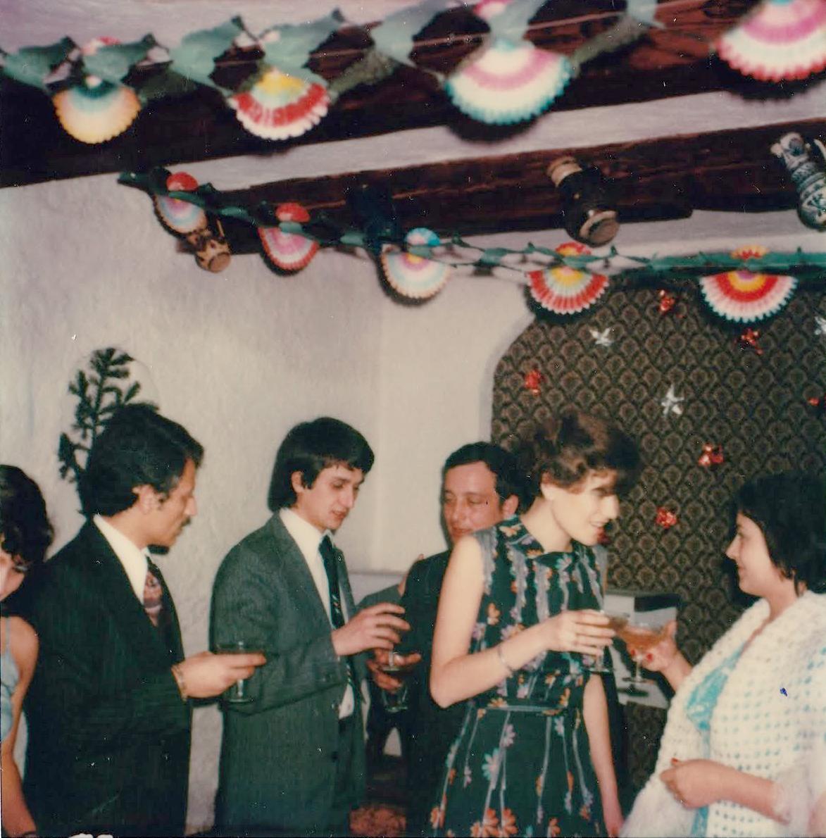 Revelion 1934, Predeal. Credit Foto: Serghei Mizil