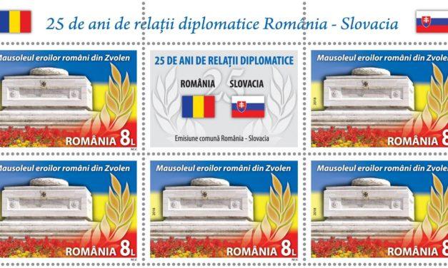 România-Slovacia, 25 de ani de relații diplomatice